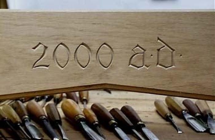 2000 AD. Oak