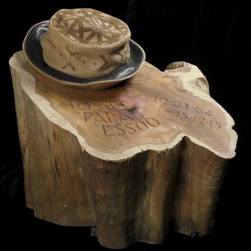 Caribbean Hat Memorial