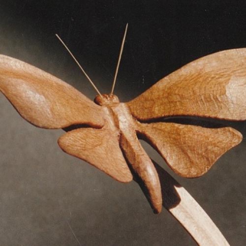 Moth. London Plane